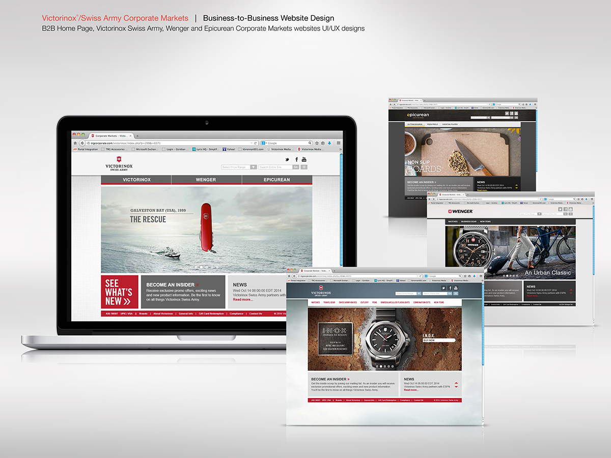 B2B Website Design Home